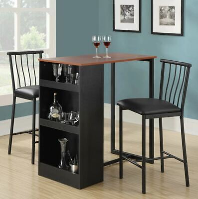 APARTMENT DINETTE SETS For Small Spaces High Pub Counter ...