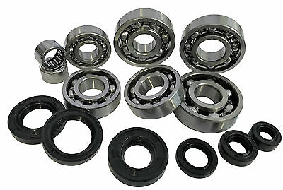 Engine Set Kugellager + Oil Seal 14 pcs AM6 Beta RR Enduro Alu SM 50