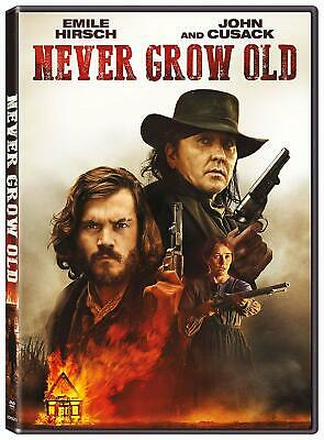 Never Grow Old DVD. Sealed with free delivery.