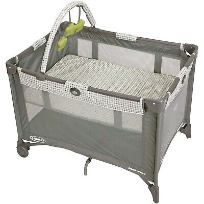 Graco Pack 'n Play Play yard bassinet with mobile brand new