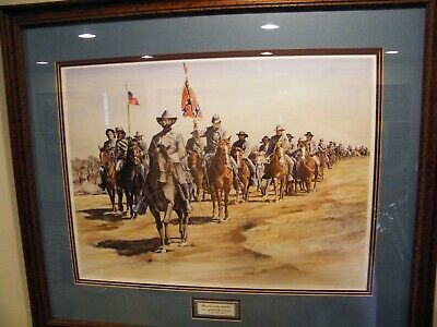 Original Edition #32 of 50 General Nathan Bedford Forrest Wizard of The Saddle
