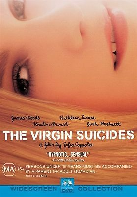 The Virgin Suicides (DVD, 2003)REGION-4- very good condition  t30