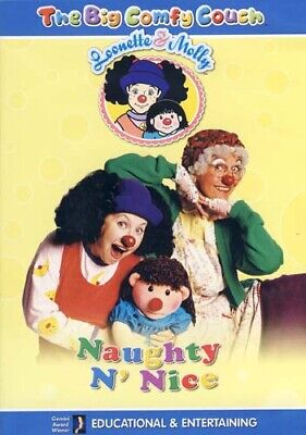 Big Comfy Couch - Naughty N' Nice (Dvd)