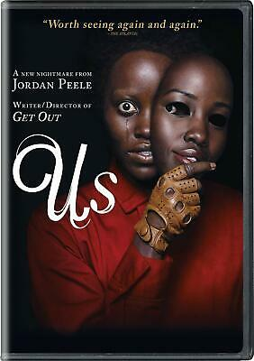 US 2019 DVD. New and Sealed with free delivery.