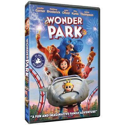 Wonder Park DVD. Sealed with free delivery.