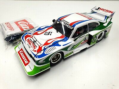 Carrera Digital 124 Ford Capri Zakspeed Turbo Liqui Moly No.55 23869 ohne Box