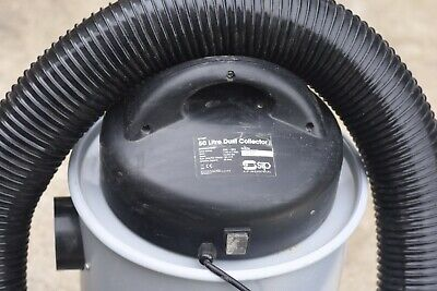 SIP 50 Litre Dust/Chip Extractor