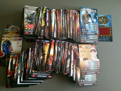 Doctor Who Battles In Time Cards X396 Approx Not A Complete Set Basic Cards