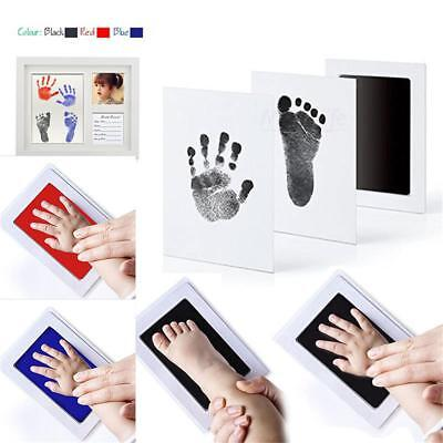 Inkless Wipe Baby Hand And Foot Print Kit- Original High Quality Kit Xmas Gift