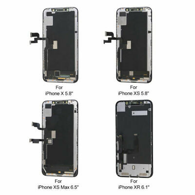New Original OEM LCD Display Touch Screen Digitizer Assembly for i Phone X XR XS