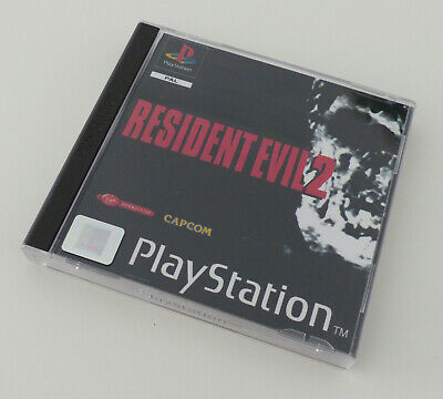PS4 - Resident Evil 2 Remake - Press Kit Exclusive Double Coasters in PSX Case