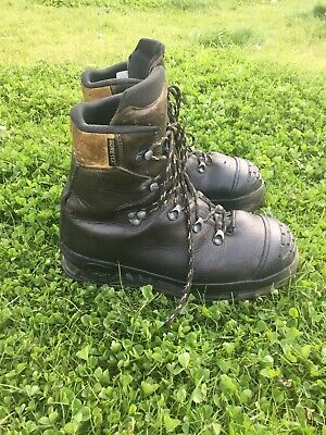 b21e8870538 HAIX PROTECTOR XTREME Chainsaw Class 2 Boots UK 6.5 EU 40 Wide Fit Goretex  Lined