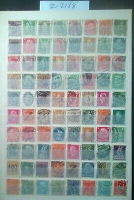 German Weimar /Imperial Stamps/  Original,