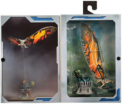 Godzilla King Of Monsters 7 Inch Action Figure Head To Tail - Mothra 2019