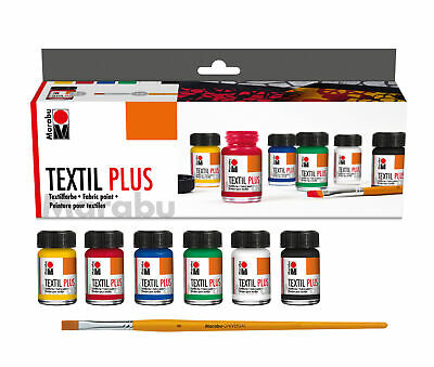 "Marabu Textil PLUS ""Starter-Set"""