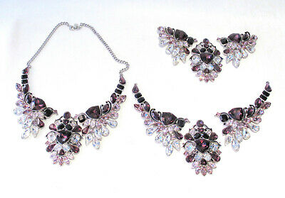 6a3c59753 Job Lot x3 Swarovski Impulse Necklace 5152821 Bargain Retired Crafts Parts  As Is