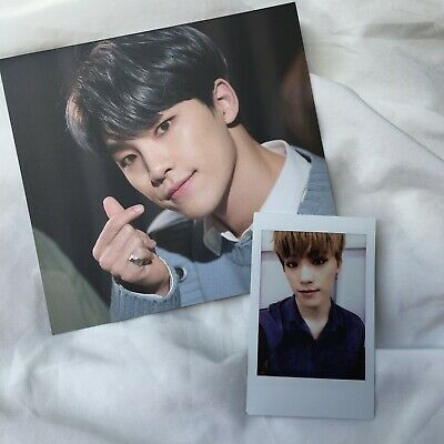 SEVENTEEN DINO You Made My Dawn Behind the Scene Card Before Dawn Ver + gift