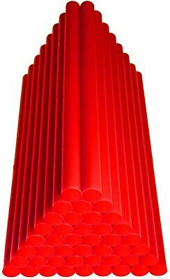 Hotmelt for remove Dents RED 900 grams 45 Sticks 200x11,3mm All Weather soft