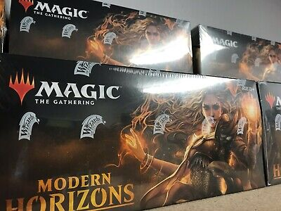 MTG - Modern Horizons - Booster Box (Factory Sealed) with flusterstorm FREE SHIP