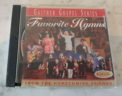 CD - Gaither Gospel Series - Favorite Hymns From The Homecoming Friends