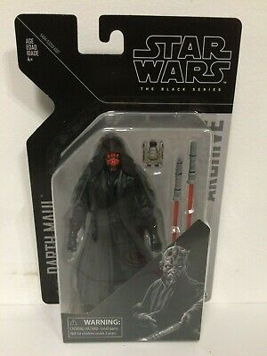Star Wars The Black Series Archive  Darth Maul  6-Inch Unopened - IN HAND PHOTOS