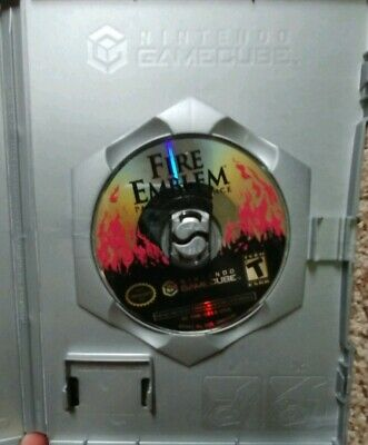 Fire Emblem: Path of Radiance Disc Only TESTED and Works Nintendo GameCube / wii