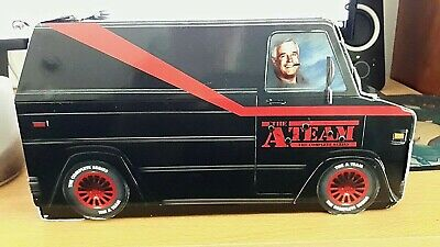 The A Team Complete Seasons 1-5- DVD - A-Team Van limited edition box