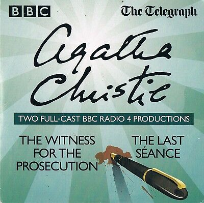 Agatha Christie - The Witness For The Prosecution + The Last Séance Audio Book