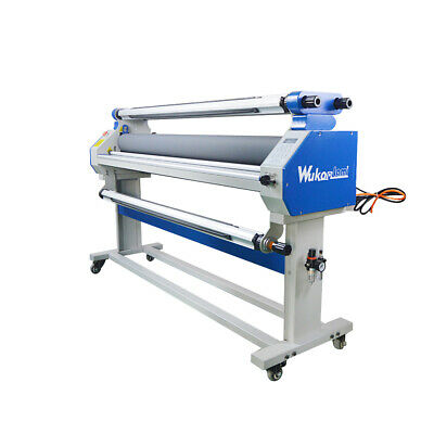 "67"" Full-Auto Wide Format Cold Laminator with Heat Assisted&Trimmer"