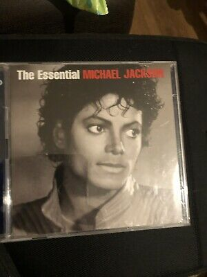 Michael Jackson - The Essential Michael Jackson (2 X CD ' The Best Of)