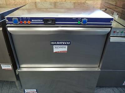 WASHTEC XU - UNDER-COUNTER DISHWASHER - with WARRANTY