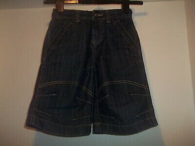 boys casual denim shorts from matalan aged 4-5yrs in v good condition