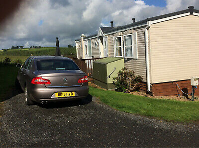Pet friendly caravan holiday home Bideford North Devon