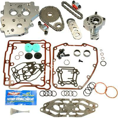 Kit Conversione Catena Feuling Harley Davidson For Conversion Style Camshafts...