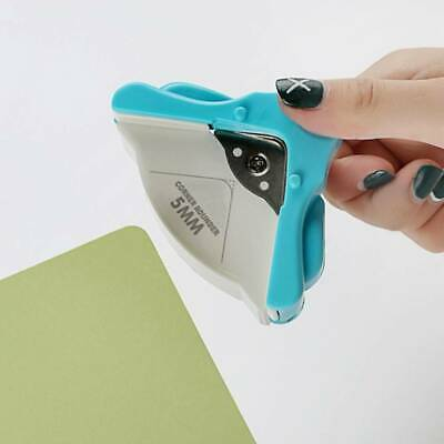 R5 Corner Rounder 5mm Paper Punch Cards Photo Cutter Tool Crafts Scrapbooking