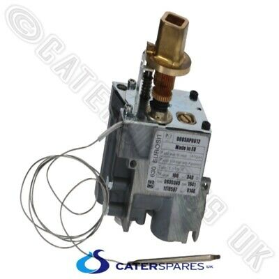 Angelo Po 3041720 Gas Temp Control Thermostat Valve For Solid Top Pot Stove Etc