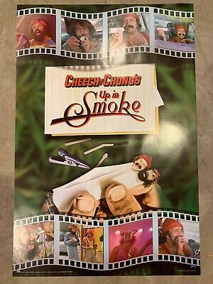 "Cheech and Chong poster - Up in Smoke - 24""x36"""