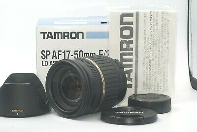 MINT Tamron SP AF 17-50mm f/2.8 Di II XR LD Aspherical A16Nll in BOX For Nikon