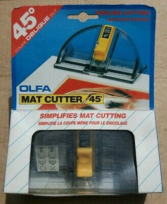 Olfa  Matt Cutter 45°