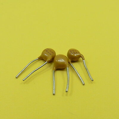 TRF250-080 Resettable Fuse 80mA 250V PTC Polyswitch Polyfuse 0.08A