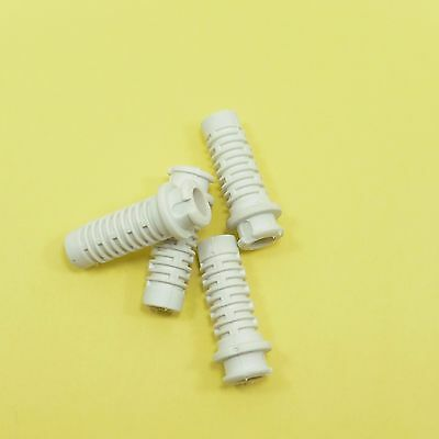 Wire Protection Hose Jacket 7mm Hole Square Head Power Cord Sleeve Strain Cable