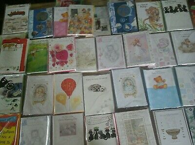 234 Cards,  Wholesale Joblot Greeting Cards