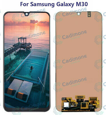 LCD For Samsung Galaxy M30 M305F M305F/DS M305FD Display Touch Screen Digitizer