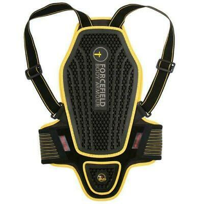 Forcefield Pro L2K EVO Dynamic Motorcycle Back Protector Level 2 Mens & Womens
