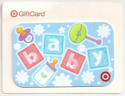 Target no value collectible gift card mint #45 Winter