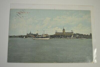 1916 Color Postcard - Thousand Island Park, Alexandria, Bay, N.Y.