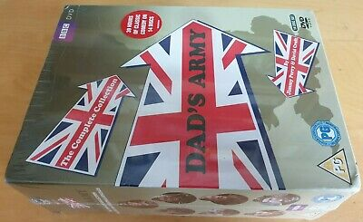 Dad's Army The Complete Collection Dvd Box Set Pal New & Sealed Bbc