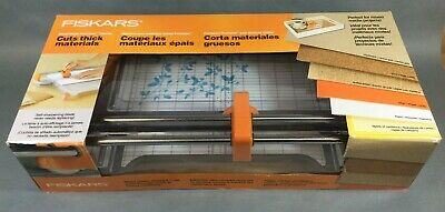 Fiskars 100580-1002 Procision Rotary Bypass Trimmer, 12 Inch 12-Inch New Crafts