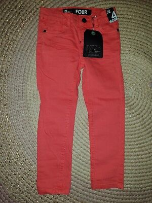 Cotton On Boys Skinny Jeans Size 4 BNWT