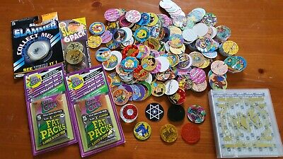 LOT OF POGS, Slammer, And Container - $10 00 | PicClick